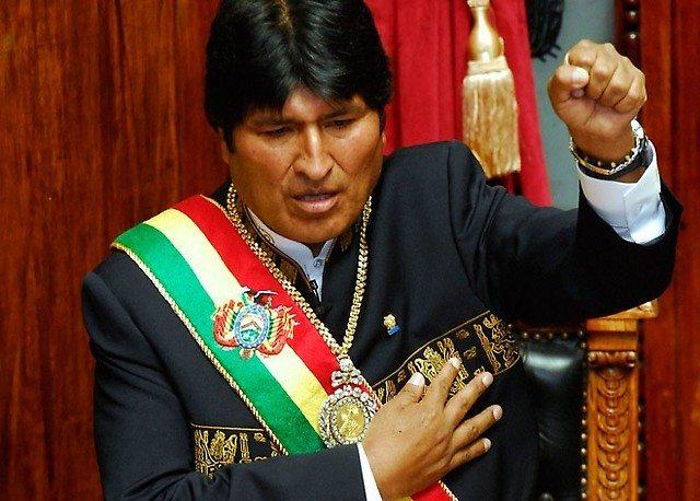 Morales kaybetti