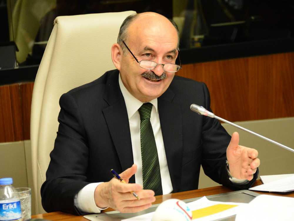 Sağlık Bakanı başkanlık için referandum tarihi verdi