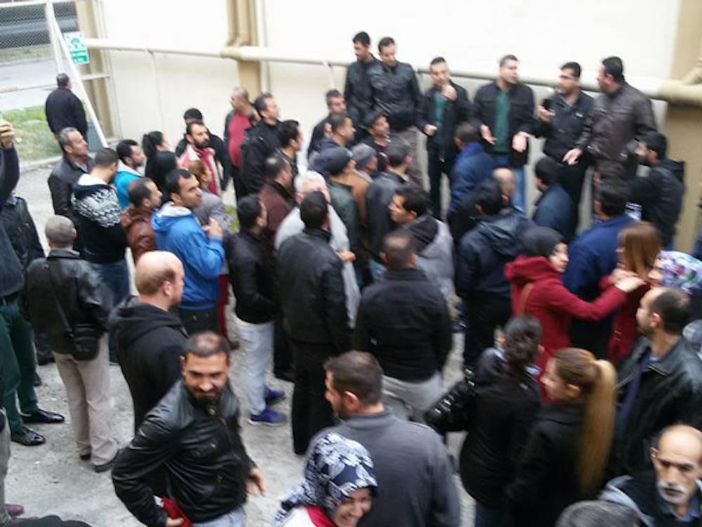 Mersin'de tekstil işçilerinin mücadelesi sürüyor