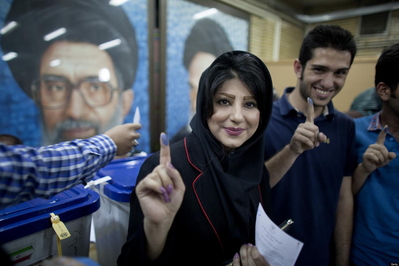 İran'da seçimler: Ilımlılar ve reformistler başarılı