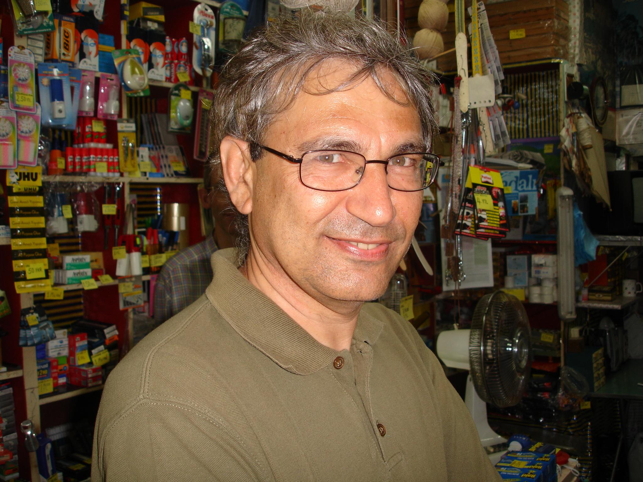Orhan Pamuk'un nesi var?