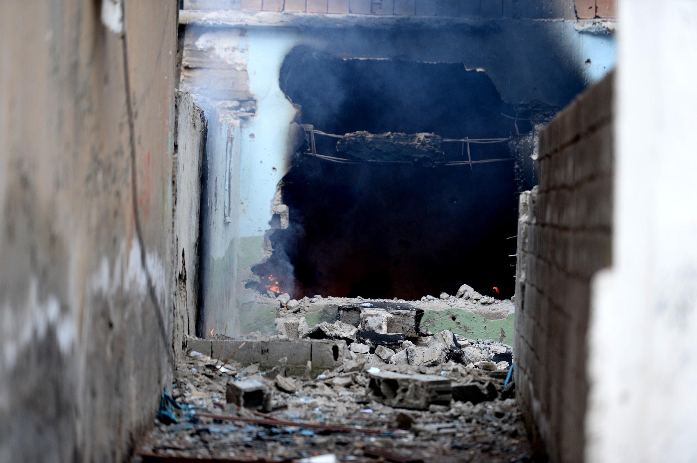 Cizre'de bodrum katında mahsur kalanlar öldürüldü mü?