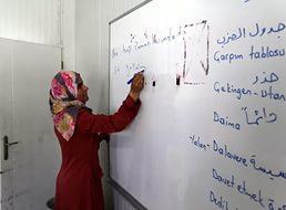 Suriyeli öğretmenlere çalışma izni