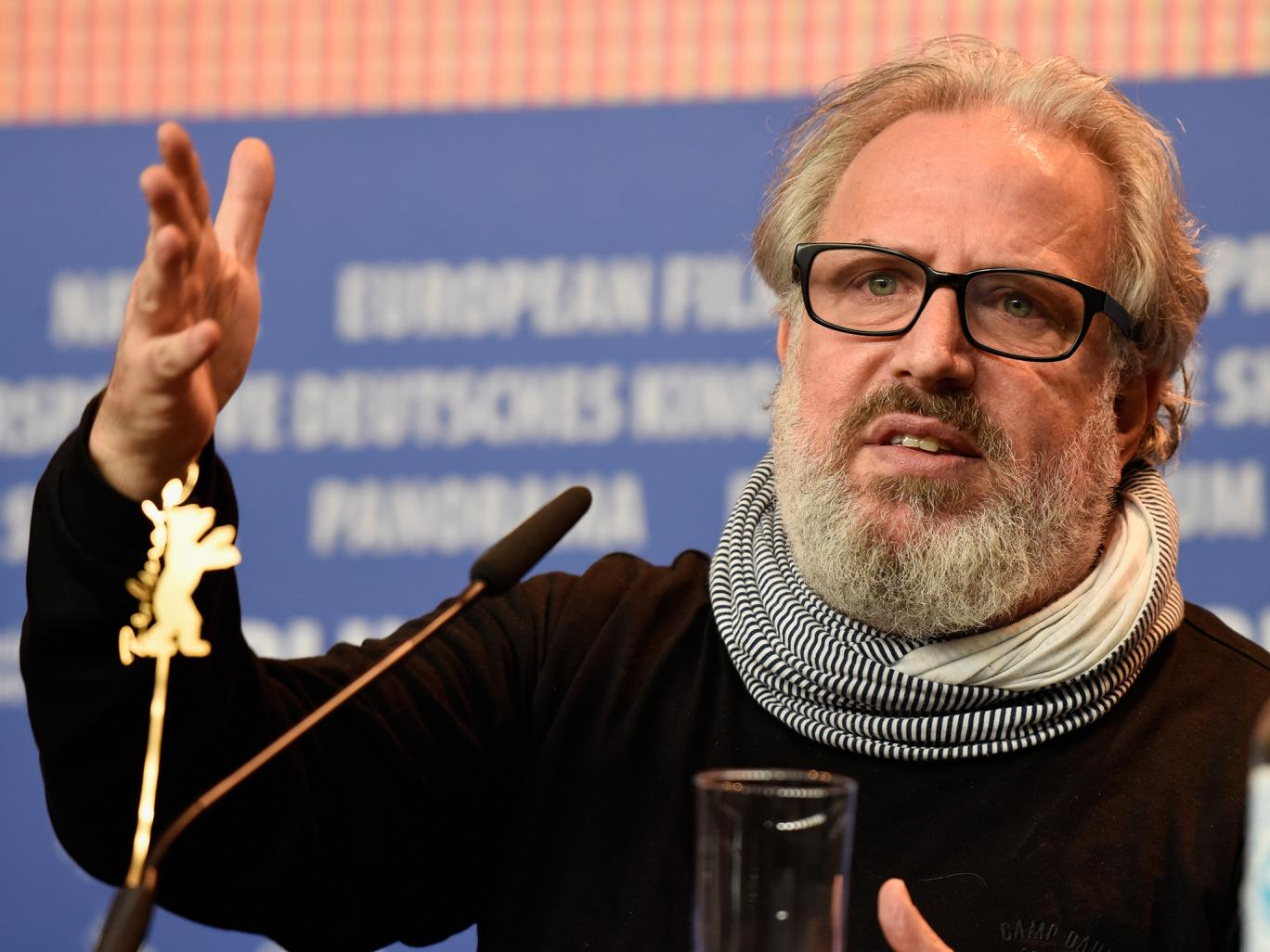 Ödüllü yönetmen: İsrail hükümeti