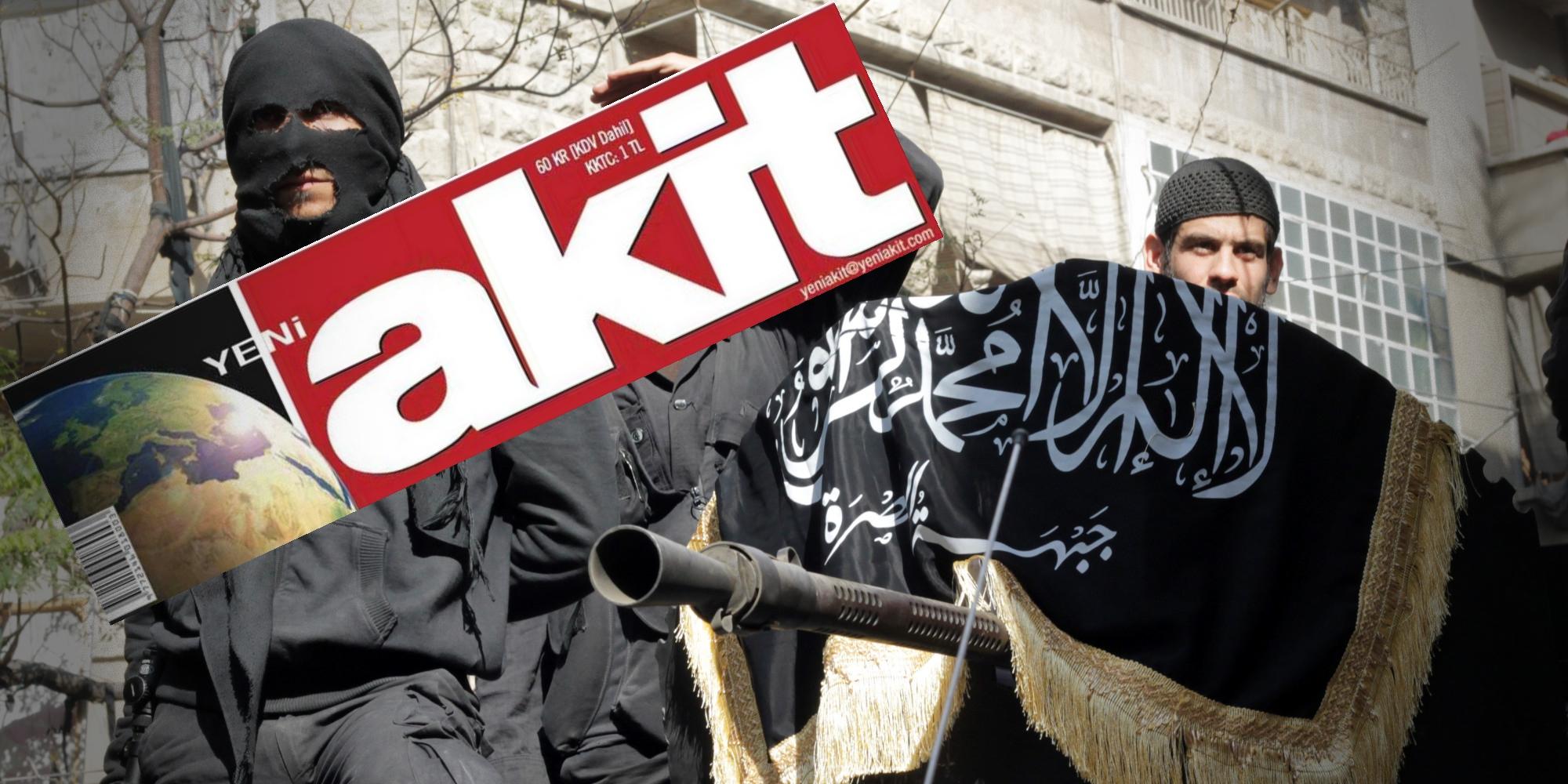 Akit ne yapacağını şaşırdı: NATO üyesi Türkiye'de