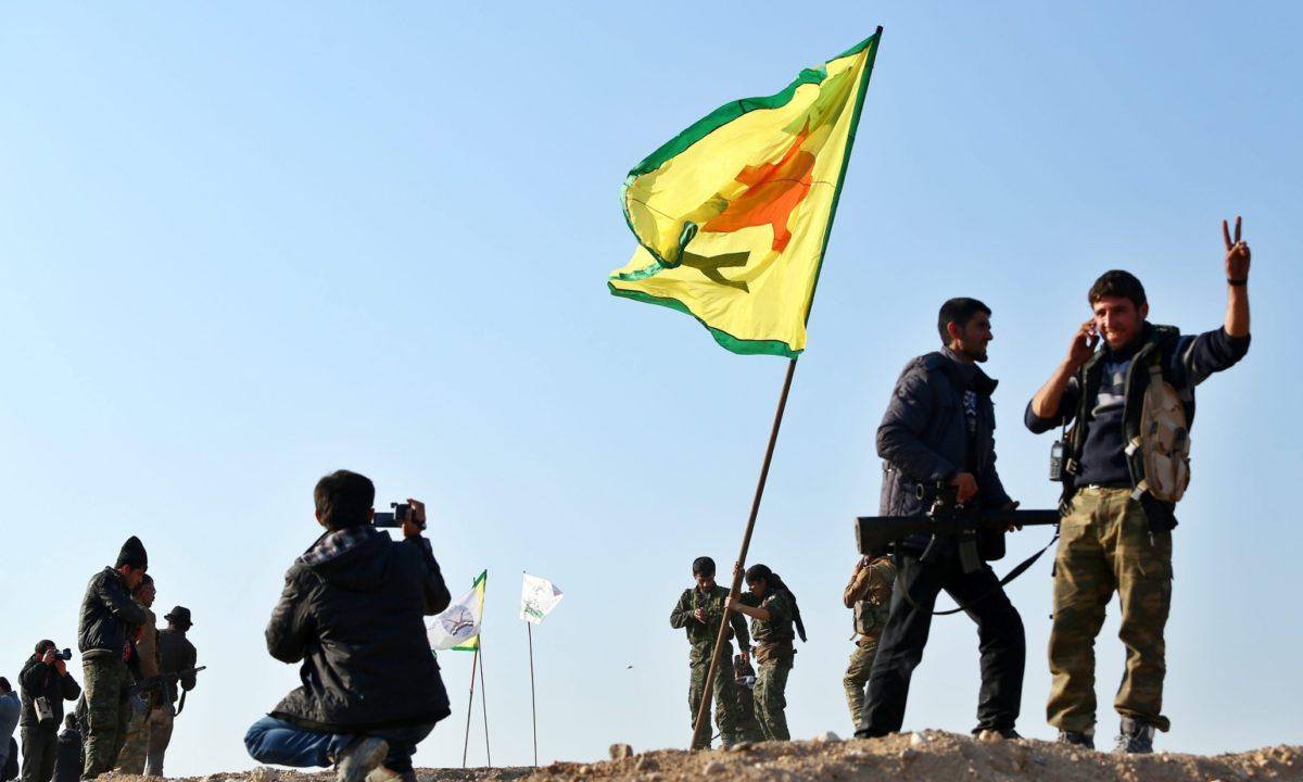 'Suriye ordusu ve YPG Haseke'de anlaştı'