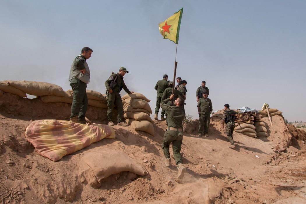 Türkiye YPG'yi durduramıyor
