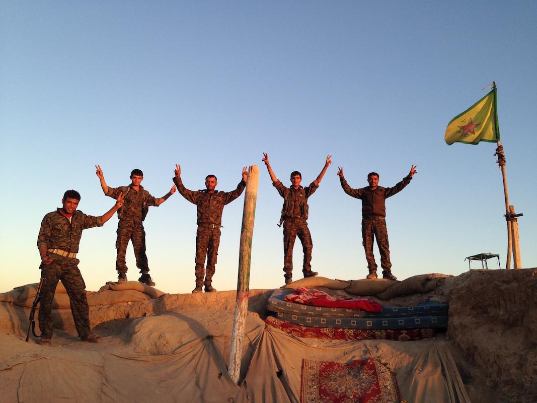 Mare de YPG'de: Cihatçılar kentten çekiliyor