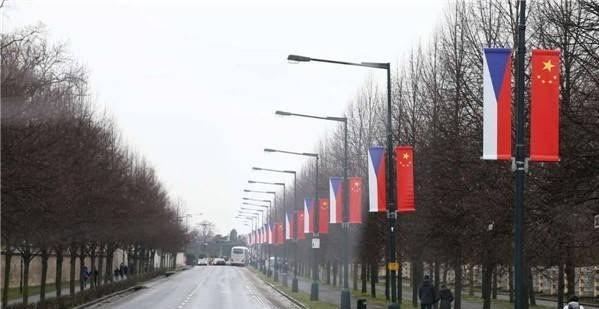 Çin'den tarihi Çek Cumhuriyeti ziyareti