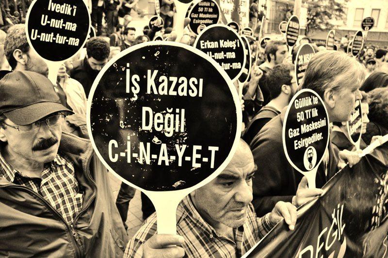 Mücadele gününde işçiler ölmeye devam ediyor: İki ayda 250 işçi öldü…