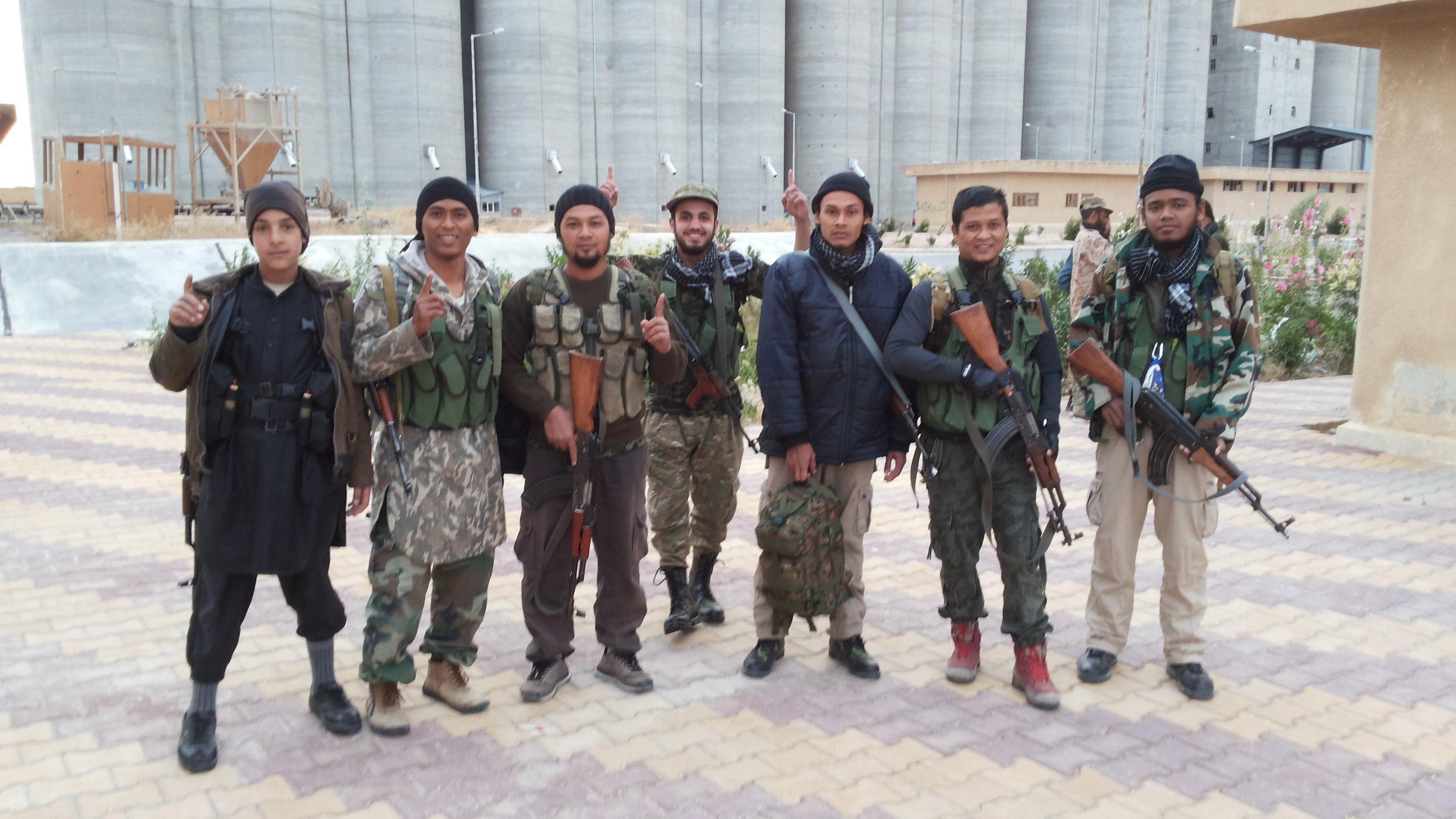 Suriye sınırında yakalanan 9 IŞİD'li tutuklandı
