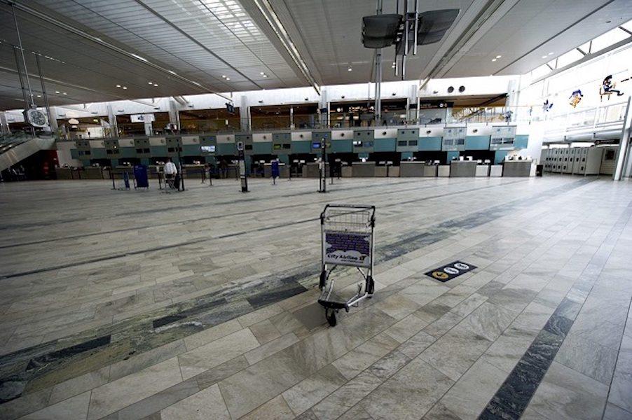 İsveç havalimanında 'bomba' alarmı