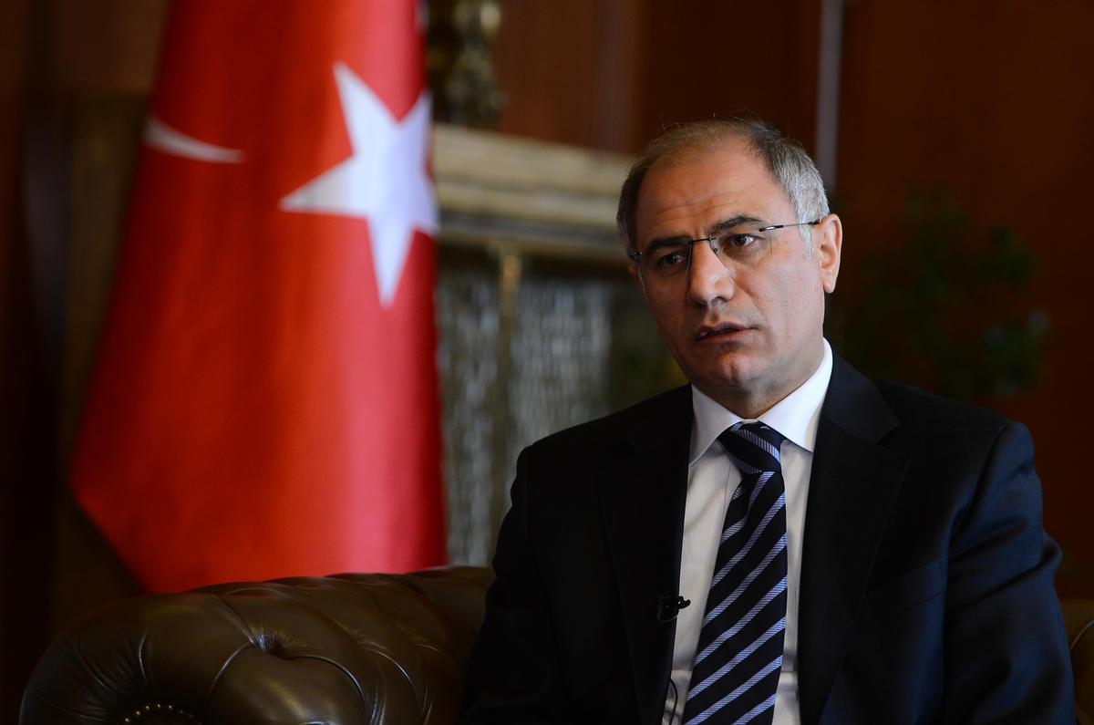 Efkan Ala: Hazırlıktan sonra operasyon başlayacak