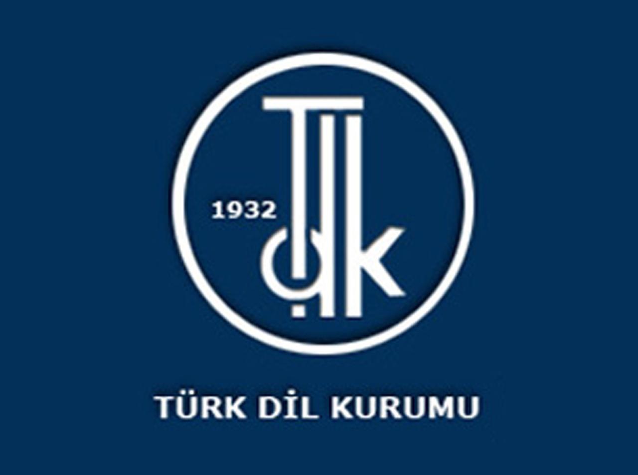 Türk Dil Kurumu'nun