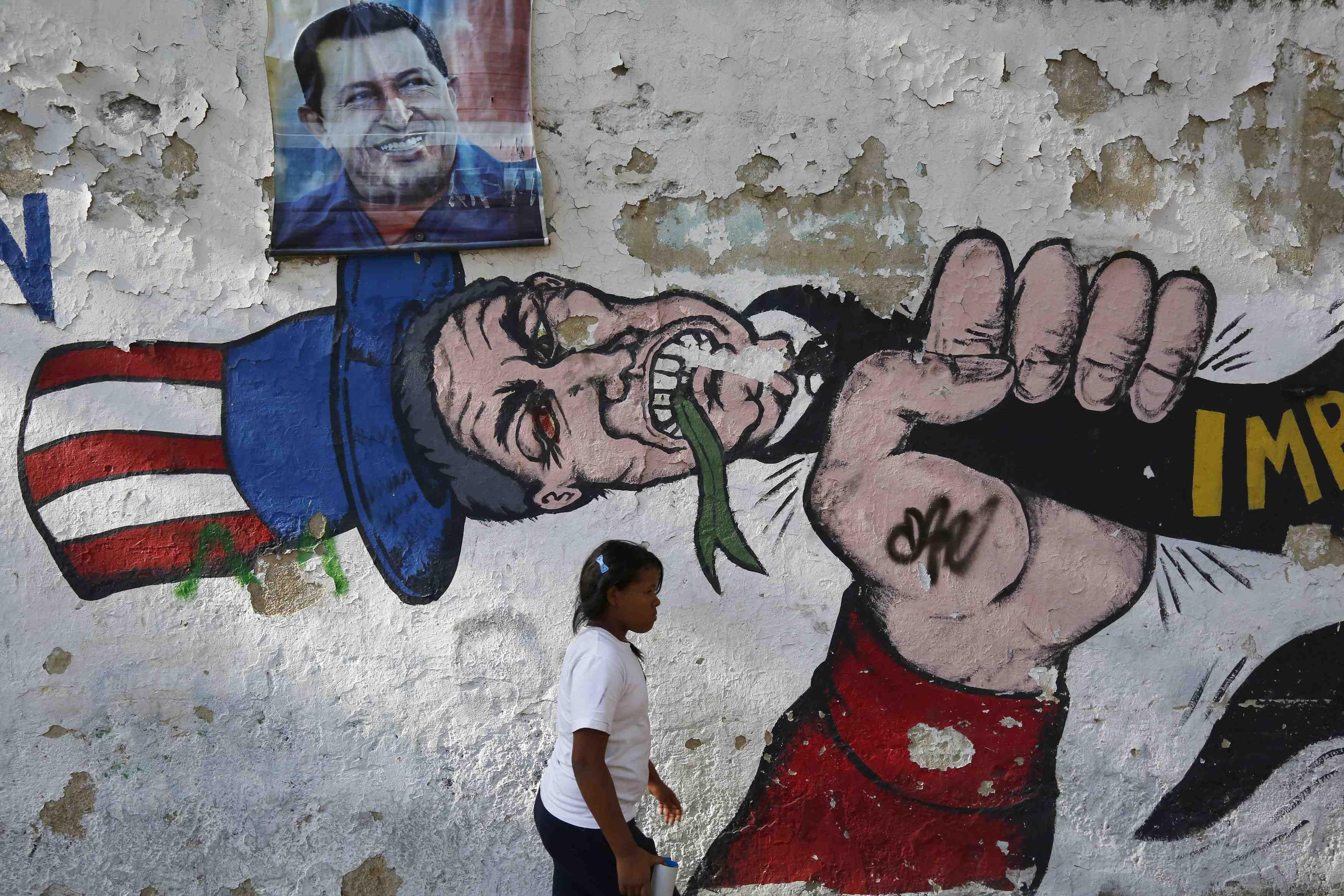 Venezuela, ABD maslahatgüzarını geri çağırdı