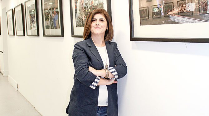 'Güçlü kadınlar' fotoğraf sergisi Işık Üniversitesi'nde...