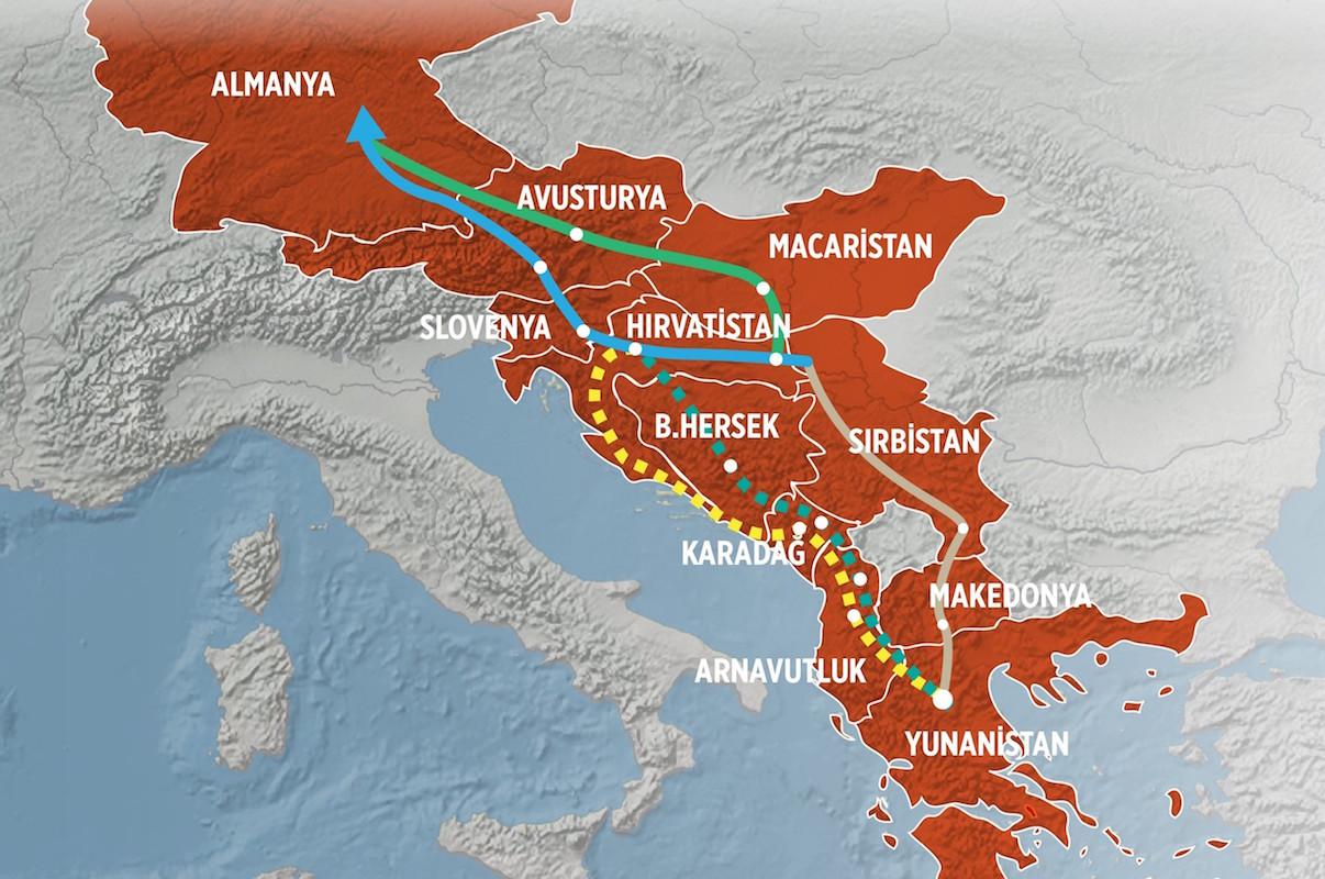 Yunanistan'dan tartışmalı sığınmacı yasasına onay