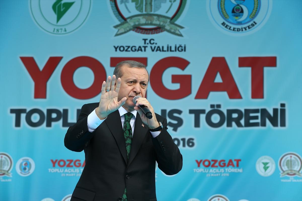 Cumhurbaşkanı Erdoğan'dan konsoloslara sert uyarı: Benden izin almadan nasıl dışarı çıkarsınız?