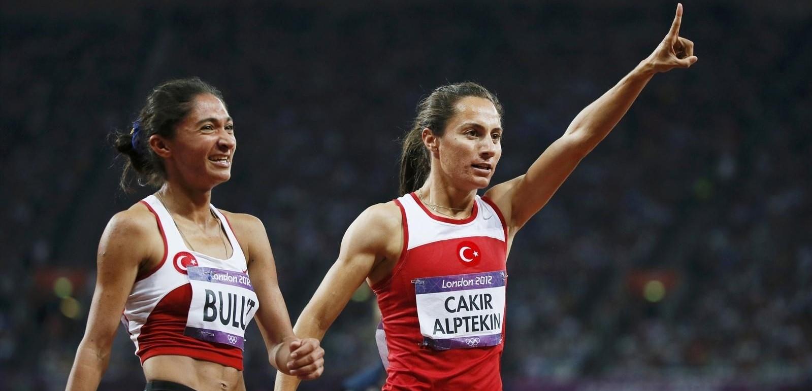 Gamze Bulut da dopingli çıktı Süreyya Ayhan ise devlet sporcusu olmak istiyor