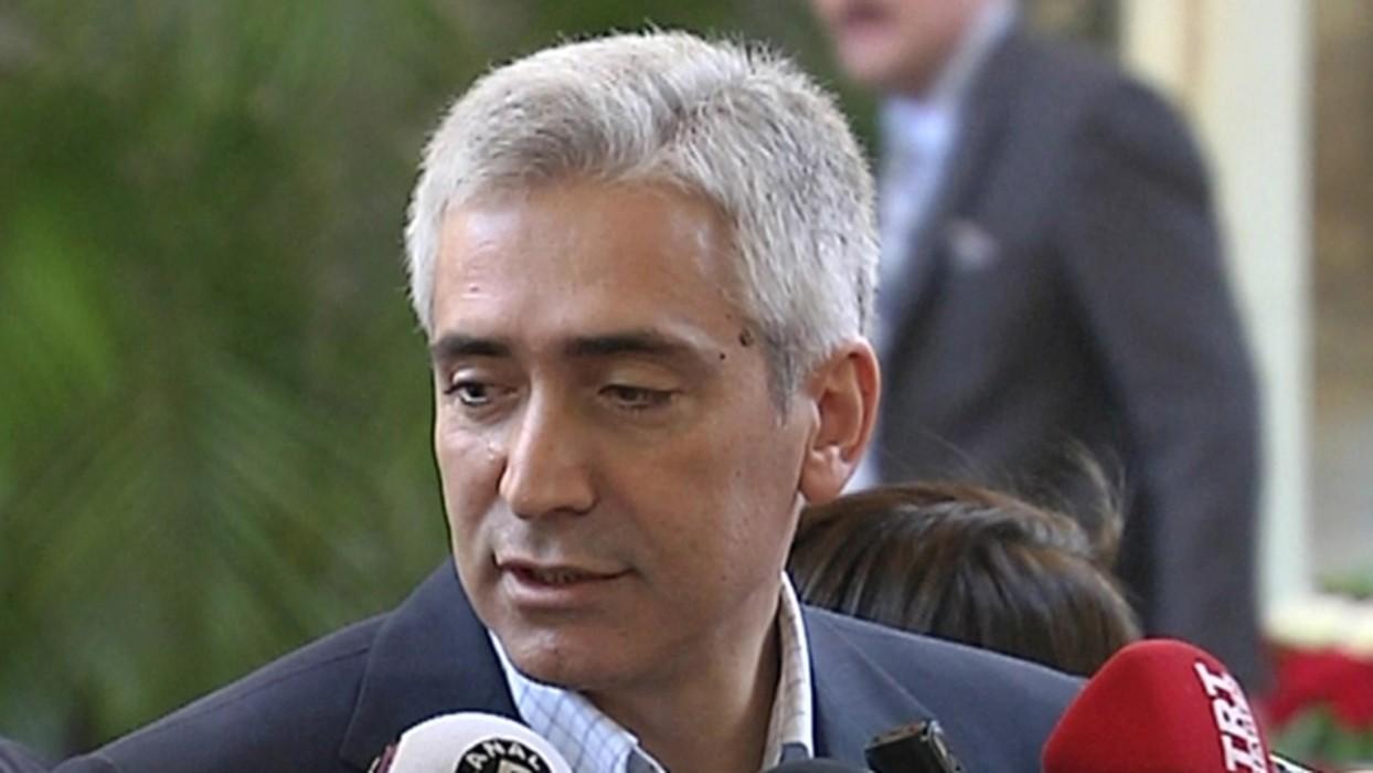 Galip Ensarioğlu'ndan