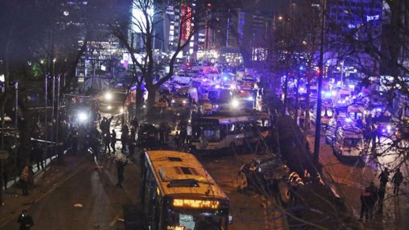 #Ankara #Kızılay saldırısı: Efkan Ala ve Mehmet Müezzinoğlu açıklama yaptı