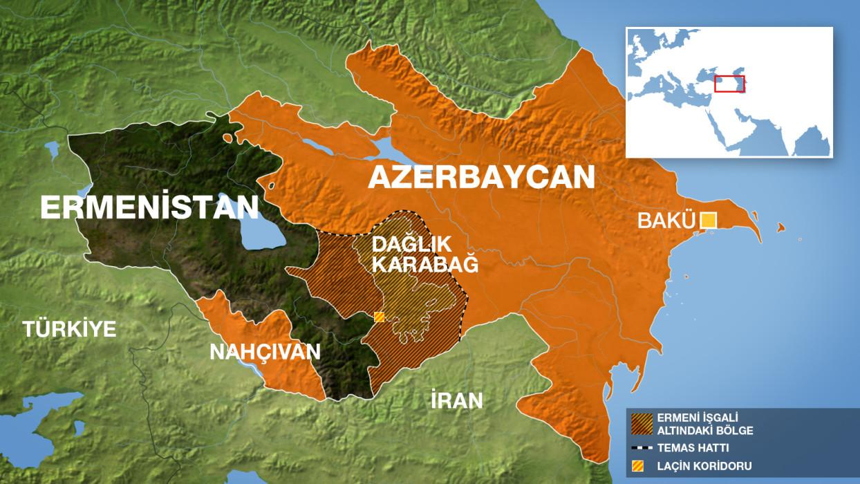 Putin'in'ateşkes' çağrısına Azerbaycan'dan ret