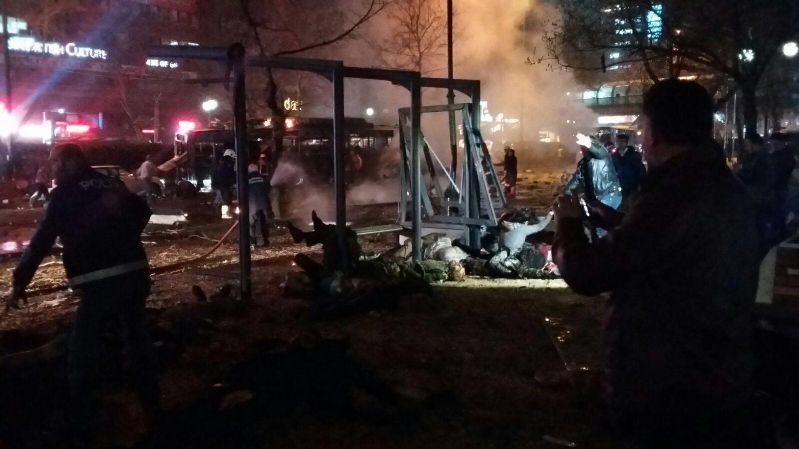 #Ankara saldırısını yapan açıklandı