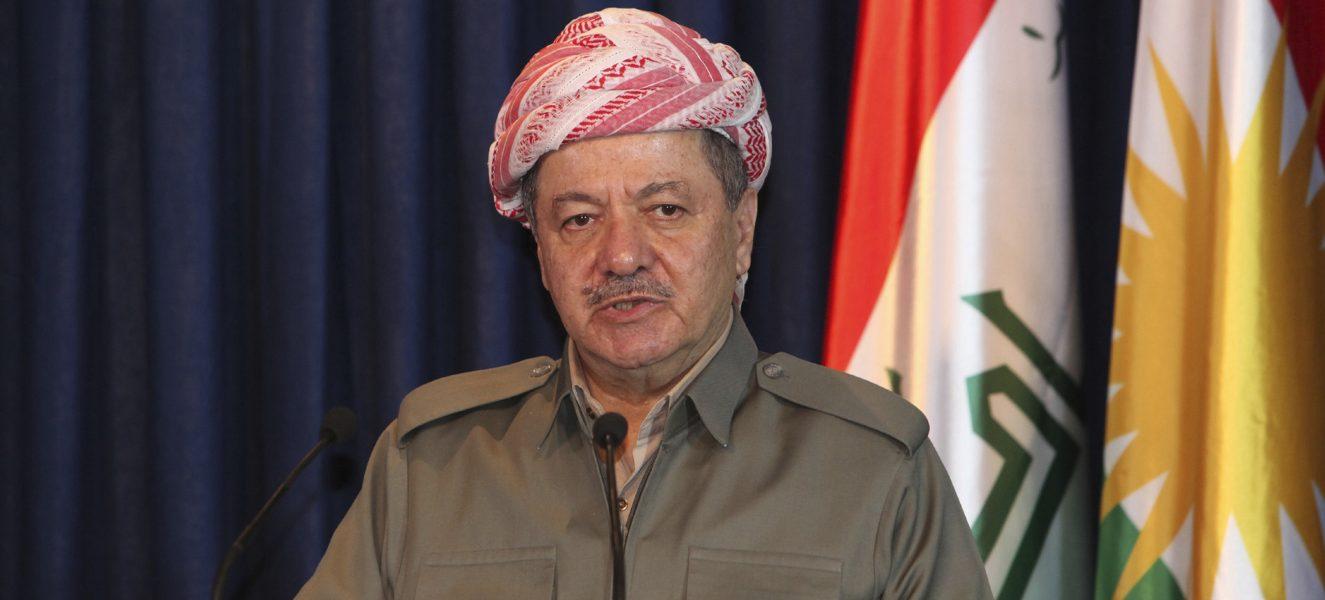 Barzani: PKK'yi terör örgütü olarak görmüyoruz