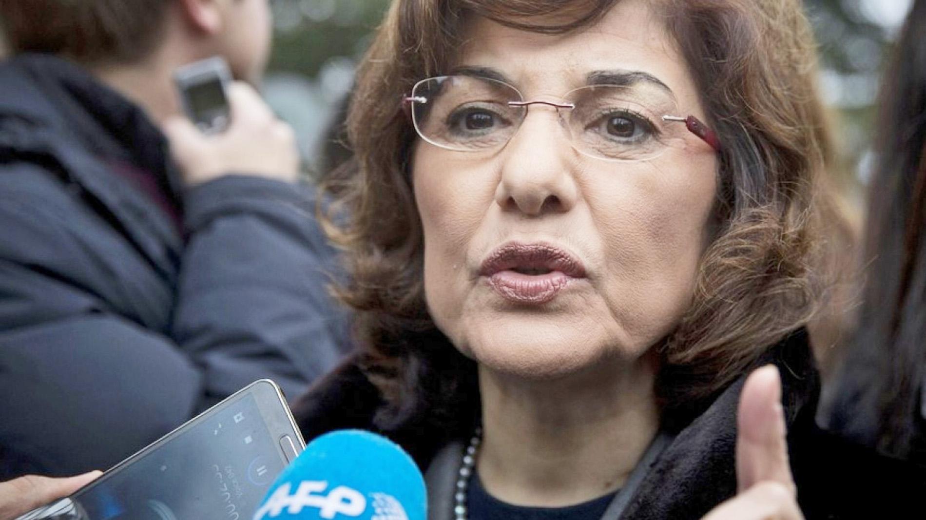 Esad'ın danışmanı Şaban: Suriye krizinden Erdoğan'ın hükümeti sorumludur