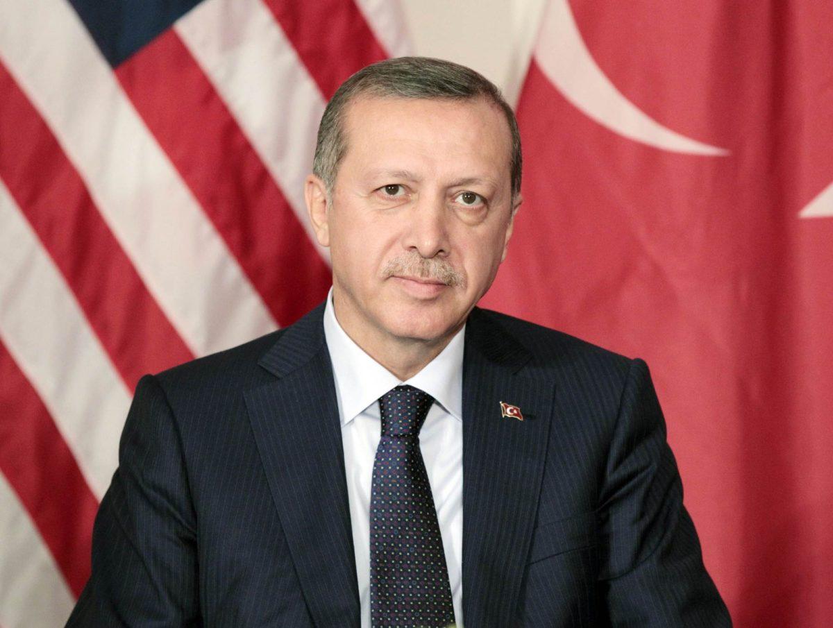 Erdoğan'ı Washington'da