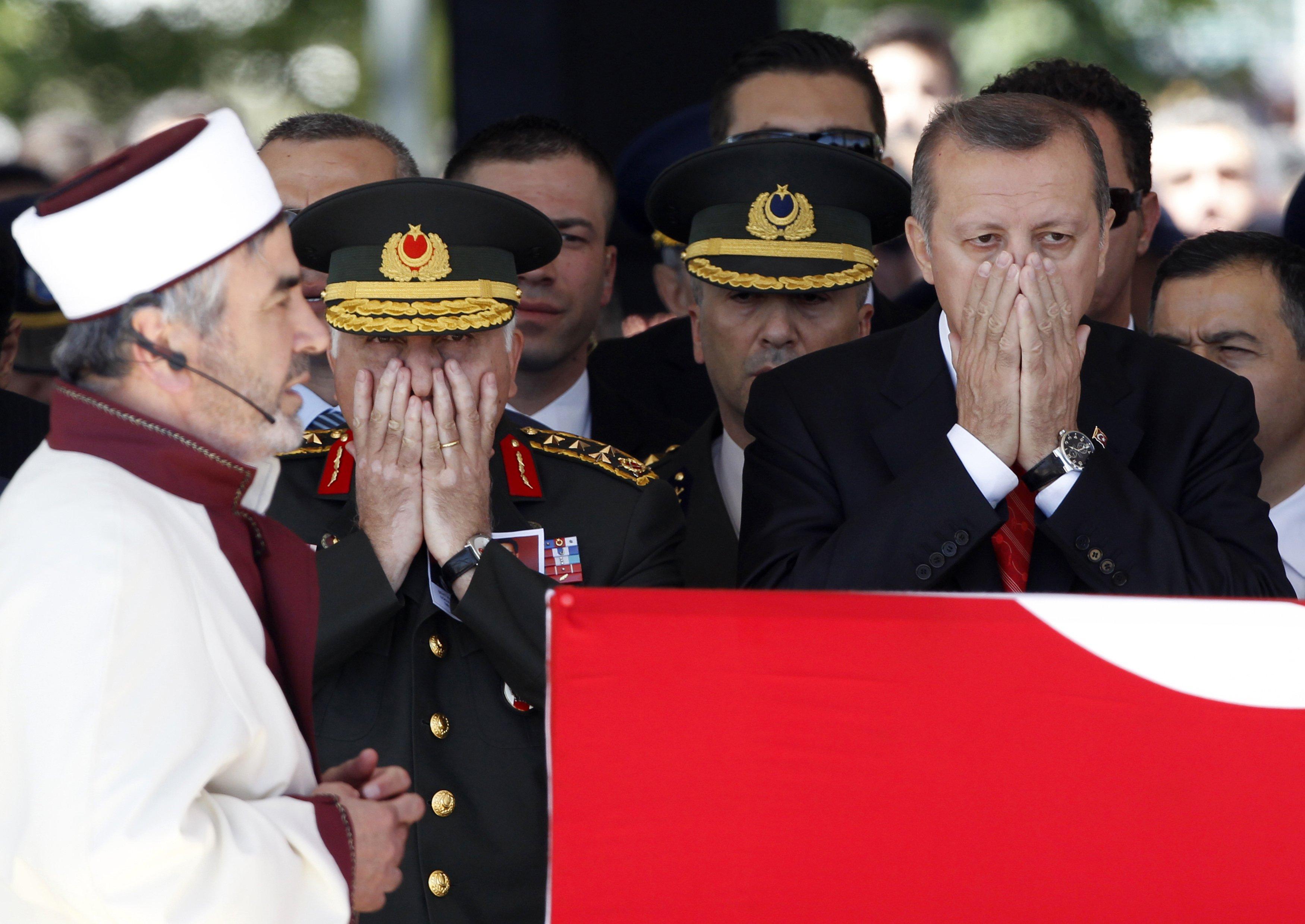 Türkiye'nin Suriye planları sızdı: NATO, Erdoğan'ın gözünü Necdet Özel ile korkutmuş