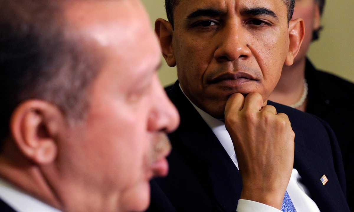 Ve Obama, Erdoğan'a randevu vermedi