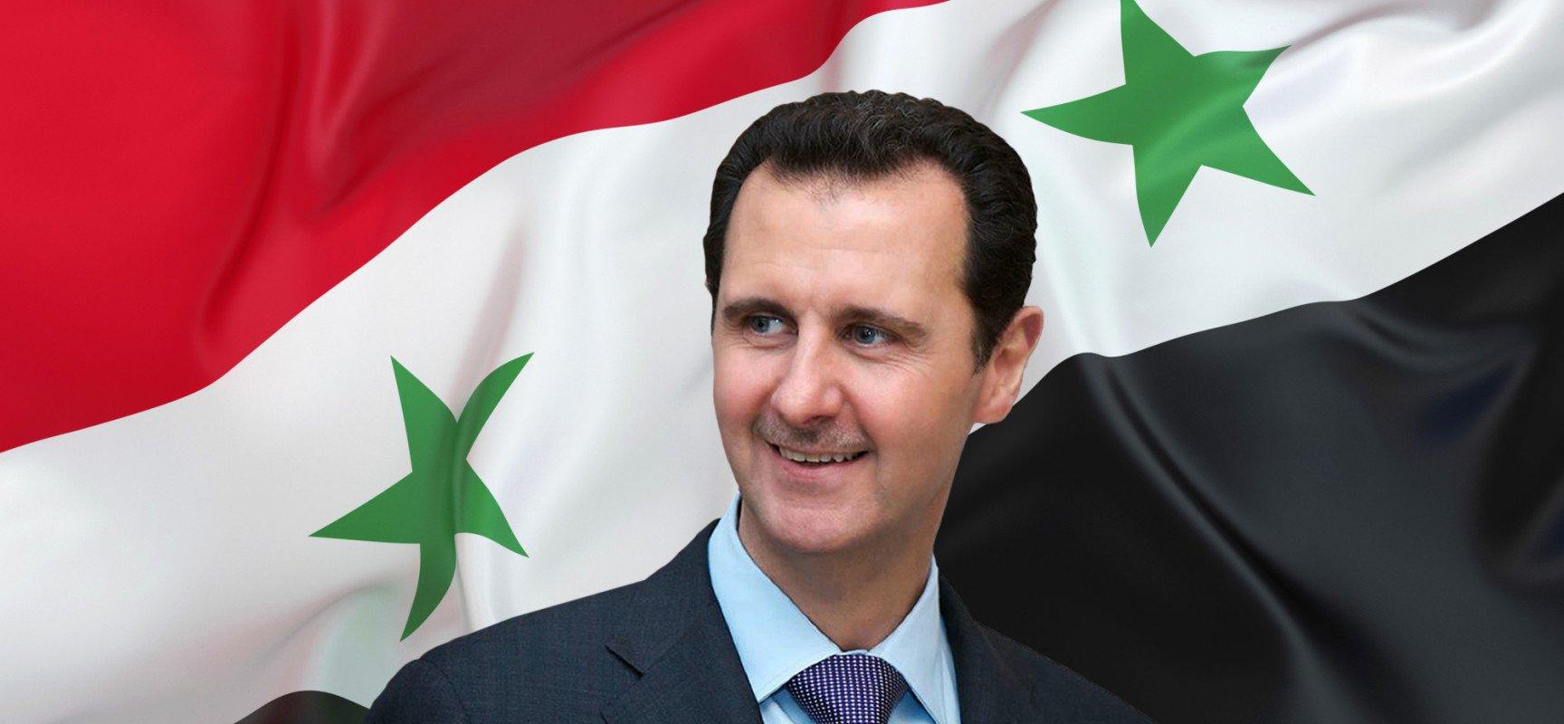 Esad: Suriye halkının zaferi, daha dengeli ve adil bir dünya oluşmasına yardım edecek