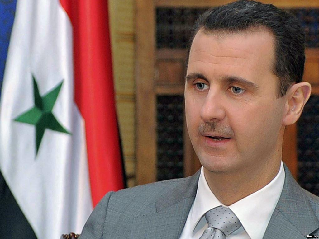 Esad'dan tüm'muhalif'lere'genel af' açıklaması