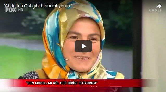 VİDEO | Bu da oldu: Damat adayı Abdullah Gül