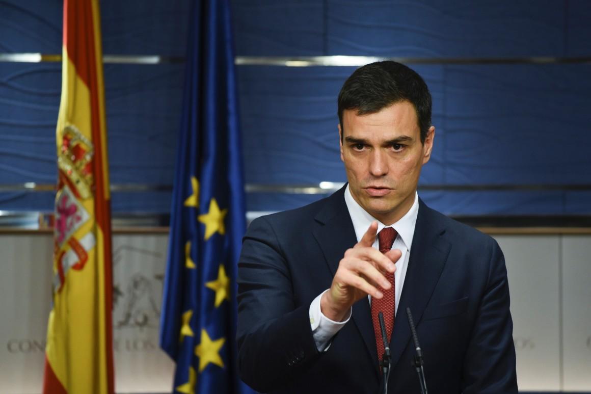 İspanya'da tıkanma: Sanchez ilk turda güvenoyu alamadı