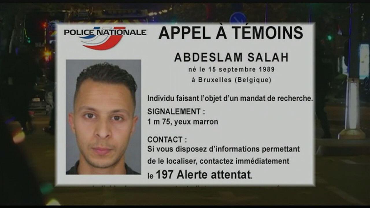Paris saldırganı cihatçı yakalandı