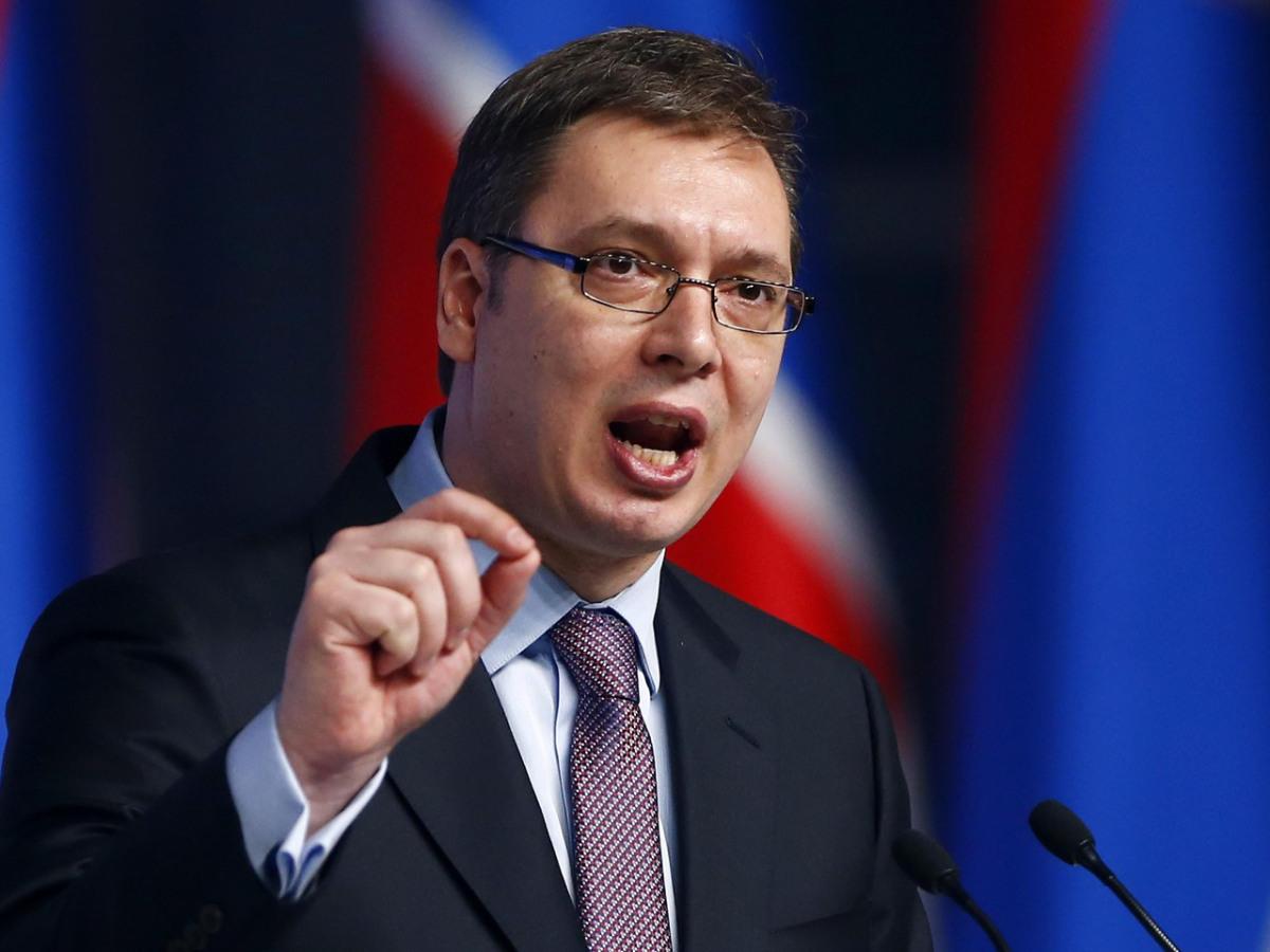 Sırbistan Başbakanı: NATO'ya girmeyeceğiz