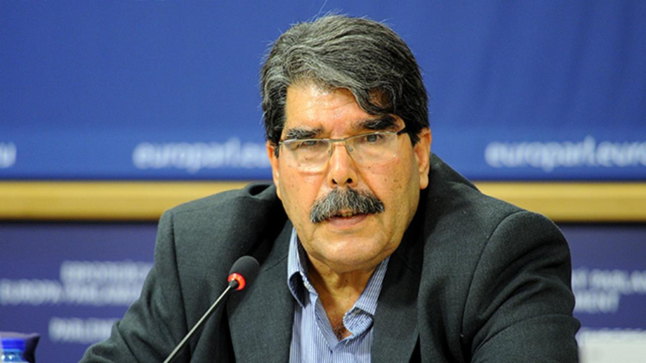 Salih Müslim: AKP, IŞİD yerine Demokratik Suriye Güçleri'ni tercih etmeli