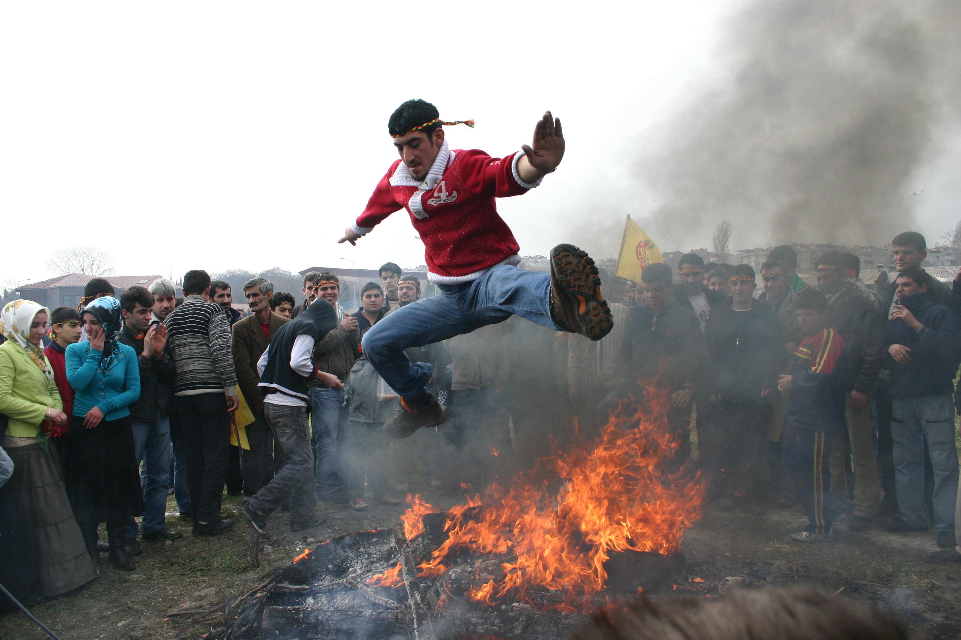 21 Mart - Baharın ilk günü Newroz