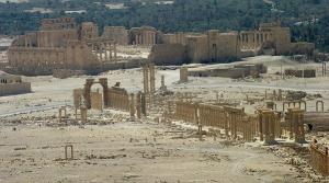 Suriye Ordusu_Palmira_IŞİD