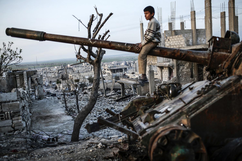 BM'den Suriye bilançosu: 283 bin kişi hayatını kaybetti