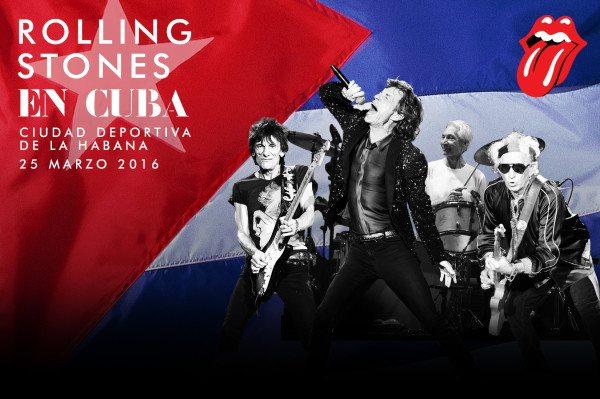 The Rolling Stones'dan Küba'da ücretsiz konser