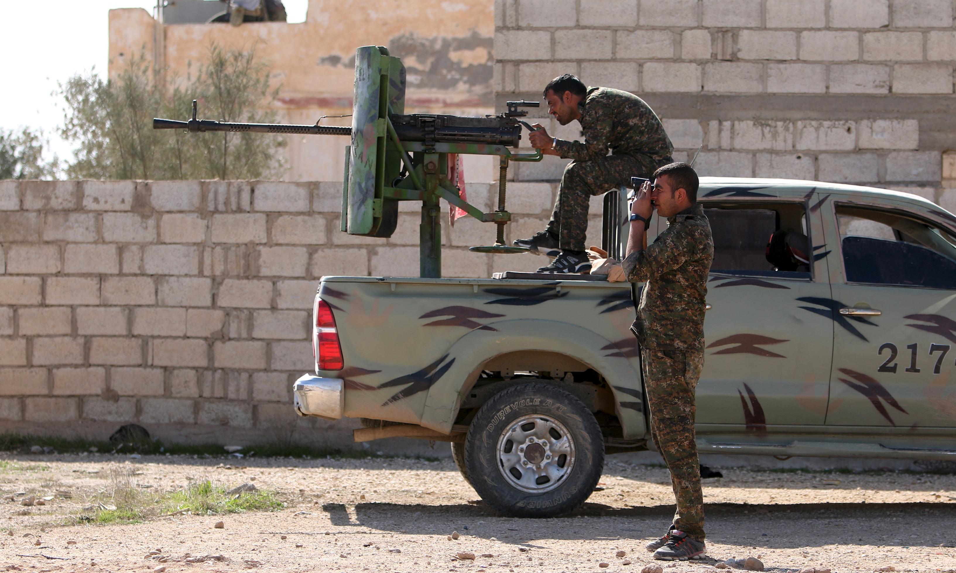 Times: ABD ile Türkiye arasında IŞİD kontrolündeki Menbic anlaşmazlığı