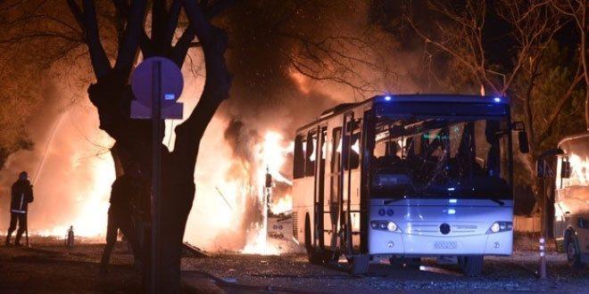Asya ülkelerinden Ankara saldırısına tepki