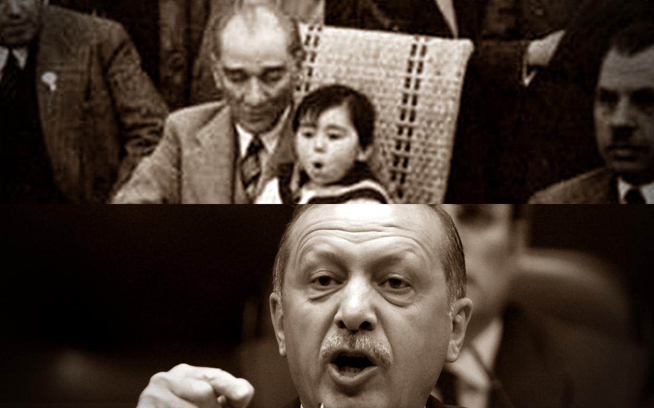 Erdoğan 'Yeşilay Haftası' bahanesiyle yine O'nu hatırladı