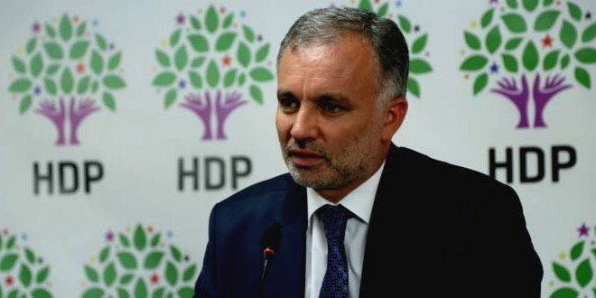 HDP Sözcüsü Bilgen'den'boykot' açıklaması