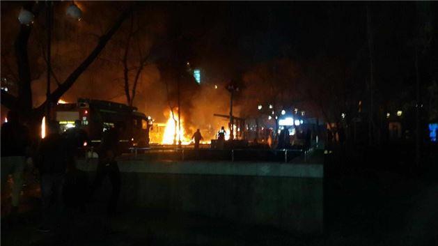 #Ankara'da son 5 ayda 3. patlama
