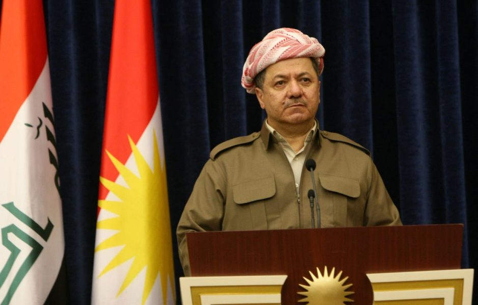 Barzani 7 günlük yas ilan etti