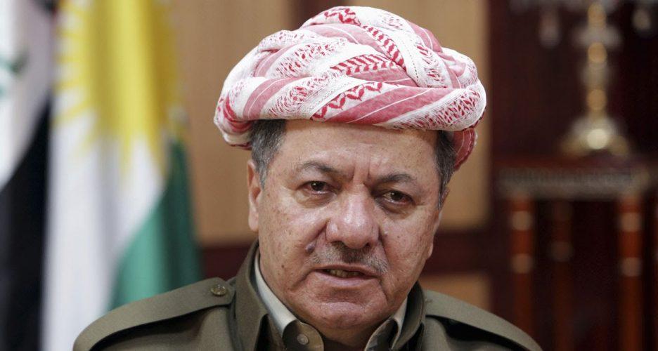 Barzani: Referandum sonrasında bağımsızlığımızı ilan edip, sınırlarımızı belirleyeceğiz